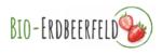 Bio Erdbeerfeld