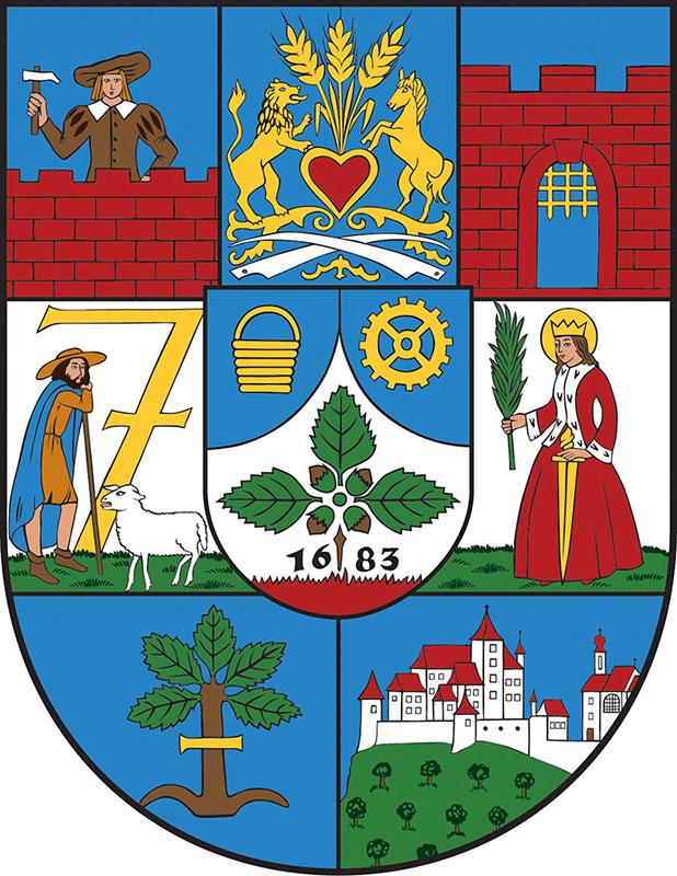 Wappen Liesing 1230
