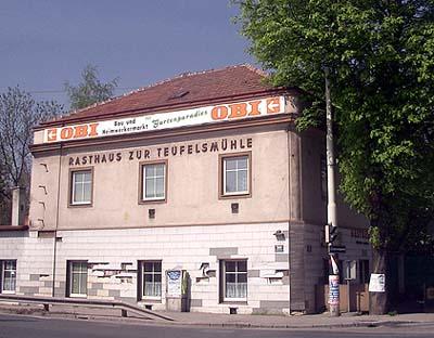 Teufelsmühle Gasthaus